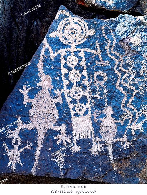 Coso Range Petroglyphs
