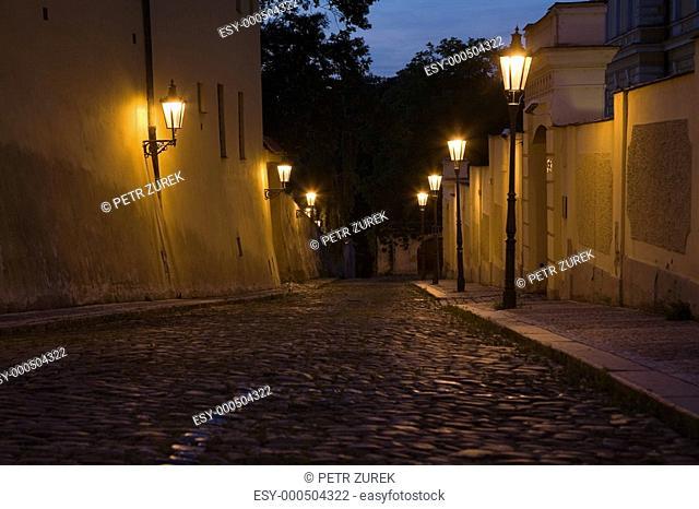 Night lane