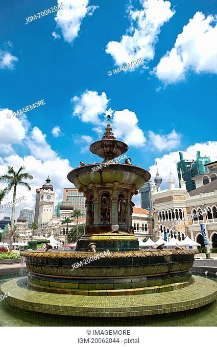 Malaysia, Kuala Lumpur, Merdeka Square