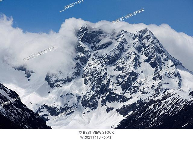 White Horse Snow Mountain,Yunnan