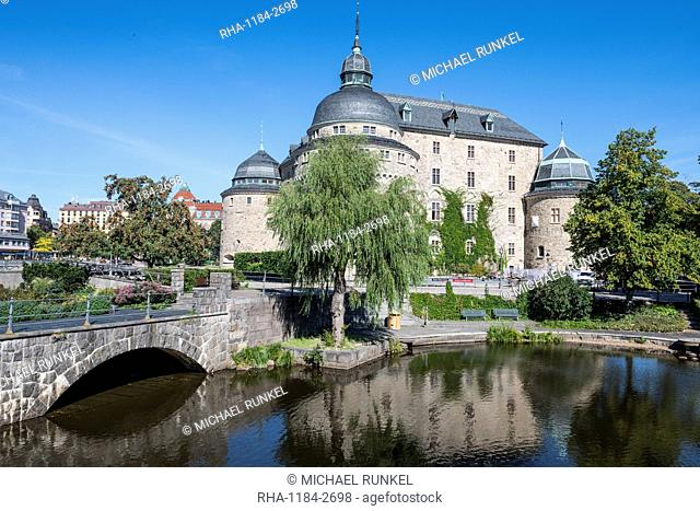 Orebro Castle, Sweden, Scandinavia, Europe