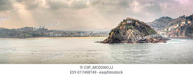 Santa Clara Island Lighthouse Spain