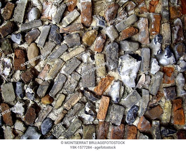 Flintstones wall
