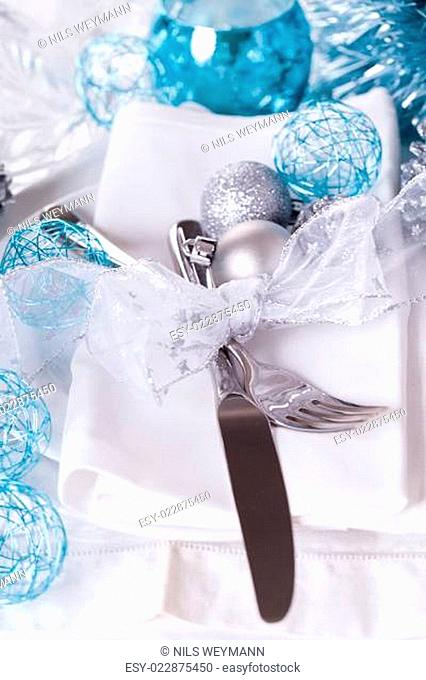 Classy Christmas Table Setting Stock Photos And Images Age Fotostock