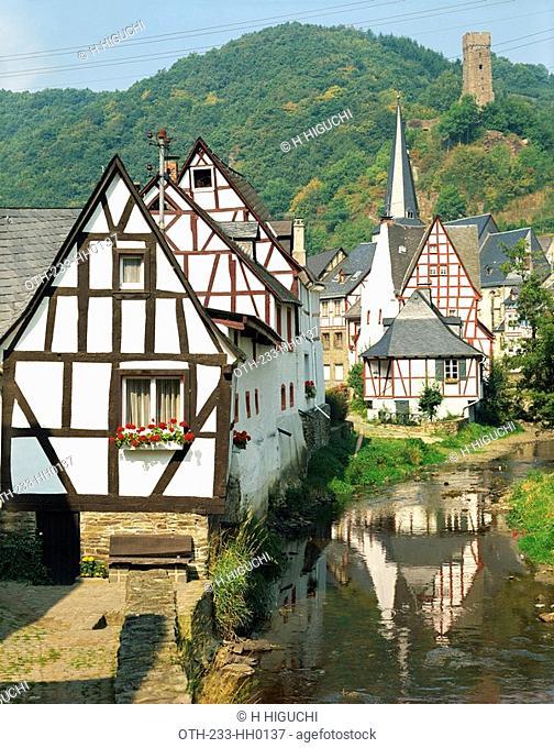 Monreal, Eifel, Germany