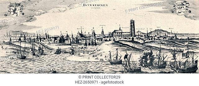 'Dunkirk', c1641, (1903). Artist: Unknown