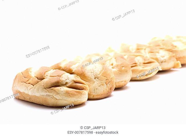 several bread