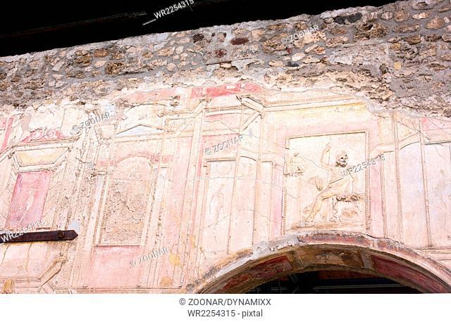 roman arts-IA-Pompeii-Italy