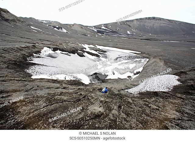Views of Deception Island, an island in the South Shetland Islands off the Antarctic Peninsula which has one of the safest harbours in Antarctica A recently...