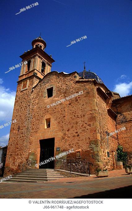 Iglesia  Azuebar