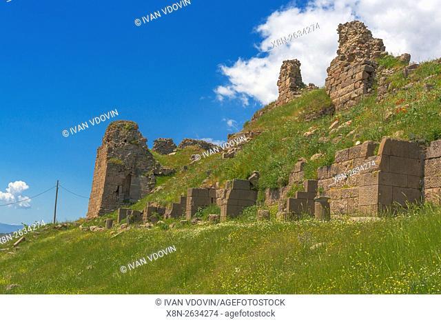 Ruins of Pergamon, Bergama, Izmir Province, Turkey