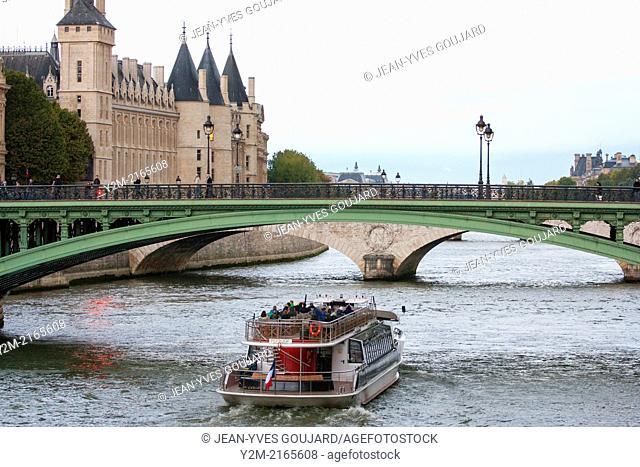 Paris, the Conciergerie