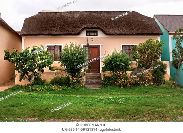 Old house in cape winelands