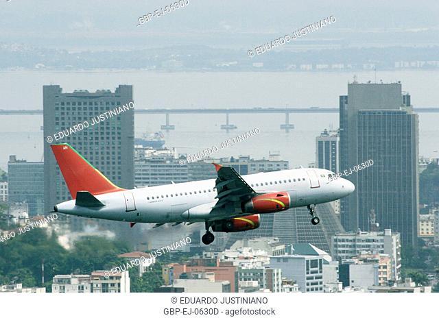 Airplane, Rio de Janeiro, Brazil