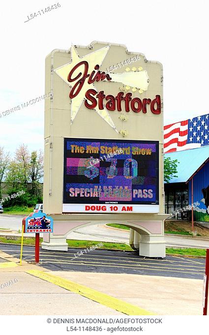 Jim Stafford Theater Branson Missouri