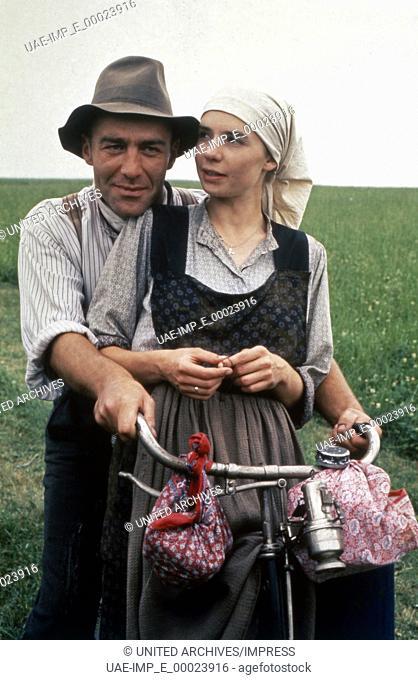 Herbstmilch, Deutschland 1989, Regie: Joseph Vilsmaier, Darsteller: Werner Stocker, Dana Vavrova