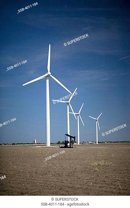 Wind turbines, Stock Photo, Picture And Low Budget Royalty