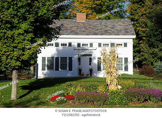 Dorset Historical Society, Dorset, Vermont, United States, North America