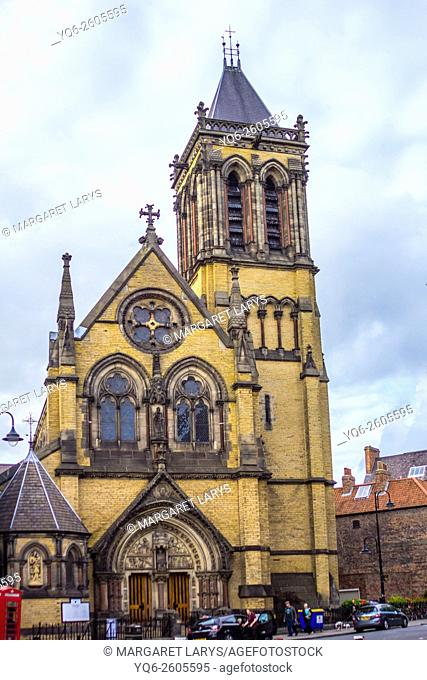 St Wilfrid's Church, Duncombe Place York North Yorkshire England UK United Kingdom GB Great Britain