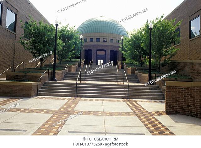 civil rights, Birmingham, AL, Alabama, Civil Rights Institute in downtown Birmingham