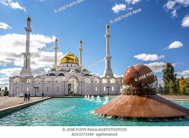 Kazakhstan, Astana City, New Administrative City, The Islamic Center