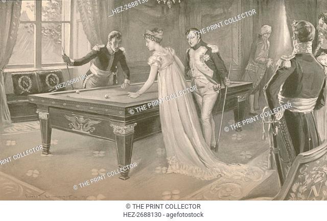 'Imperial Recreation', 1896. Artist: Unknown