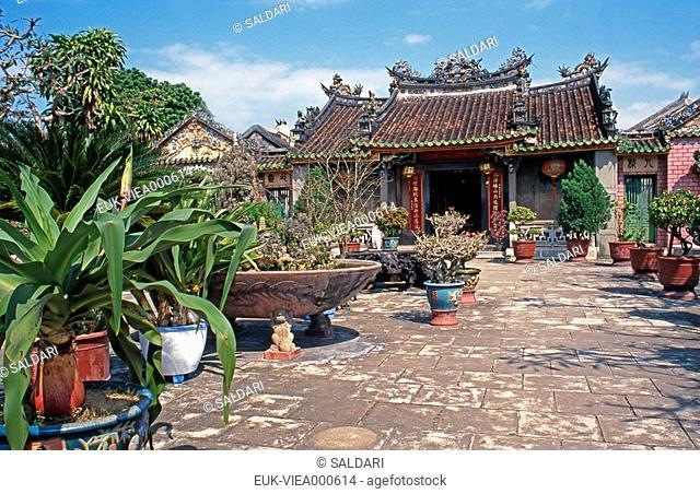 Temple,Vietnam