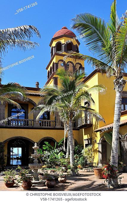 Mexico, Baja California, Todos Santos region, Playa Los Cerritos, Hacienda Cerritos