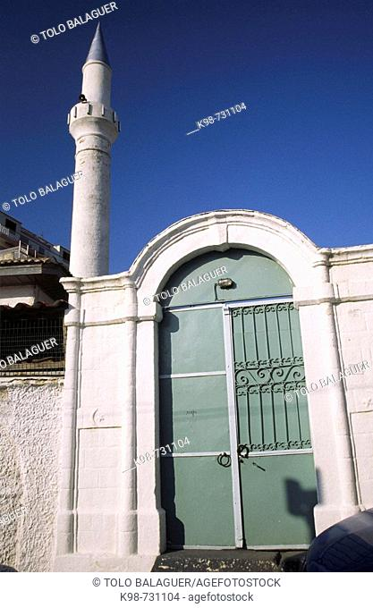 Mosque, Xanthi. East Macedonia and Thrace, Greece