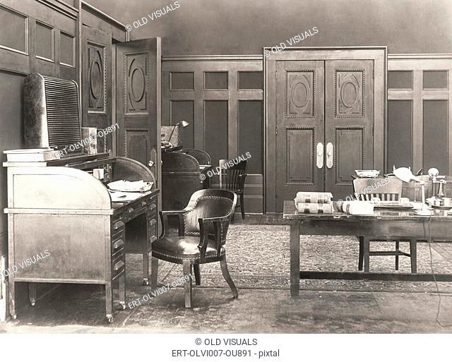 1920s office Part 2 (OLVI007-OU891-F)