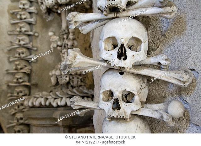 Sedletz Chapel Of All Saints, Kutna Hora near Prague