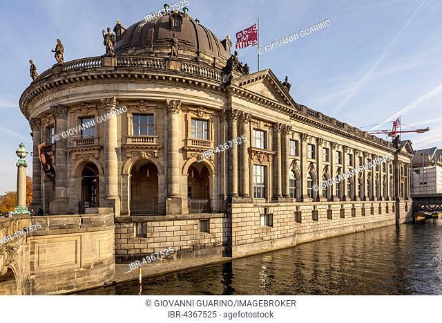 Bode Museum, Museum Island, Museumsinsel, Berlin, Germany