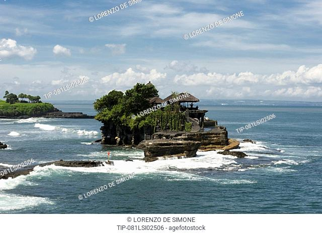 Indonesia, Bali, Pura Tanah Lot