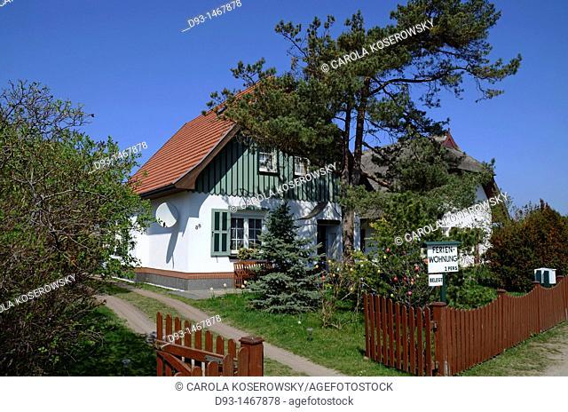 Europe, D, Germany, Mecklenburg-Western Pomerania, Darss, Baltic Sea, Ahrenshoop