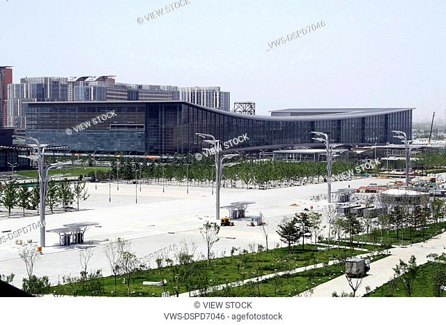 Olympic Architectures,Beijing,China