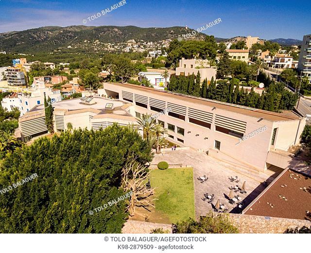 Fundació Pilar i Joan Miró , Palma, Mallorca, balearic islands, spain, europe