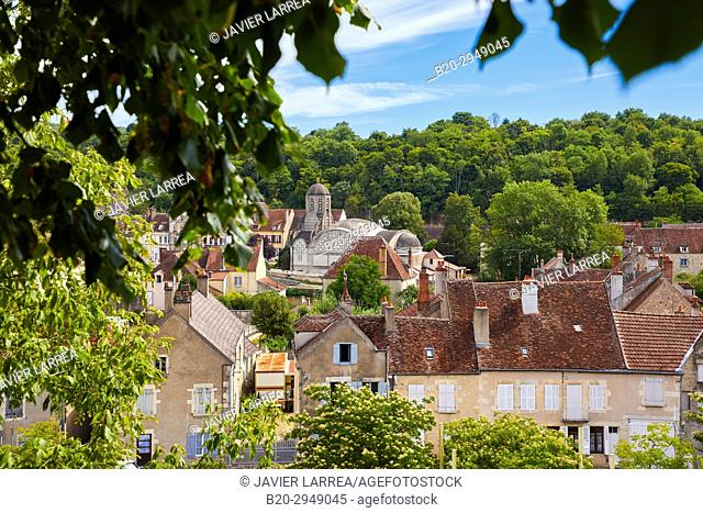 Clamecy, Nievre, Bourgogne, Burgundy, France, Europe