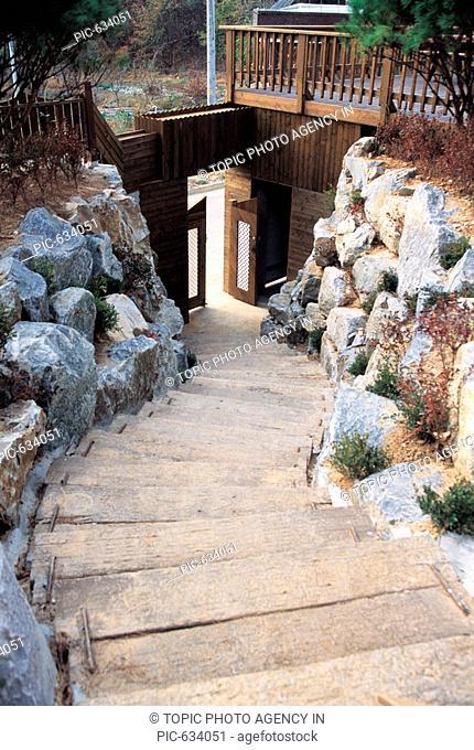 Steps,Korea