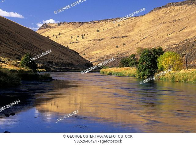 Deschutes Wild & Scenic River, Lower Deschutes National Back Country Byway, Oregon