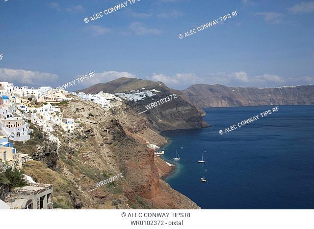 Greece, Cyclades, Santorini, Oia