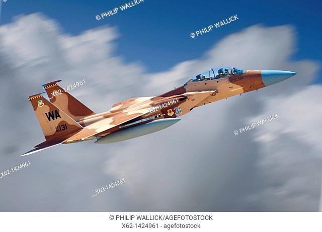 USAF F-15D Eagle