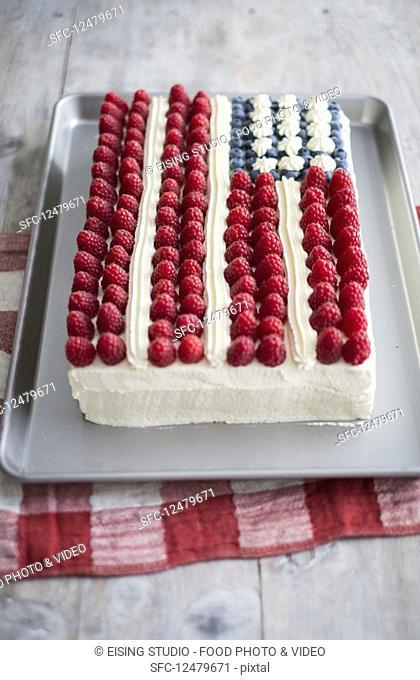 4th Of July Cake (USA)