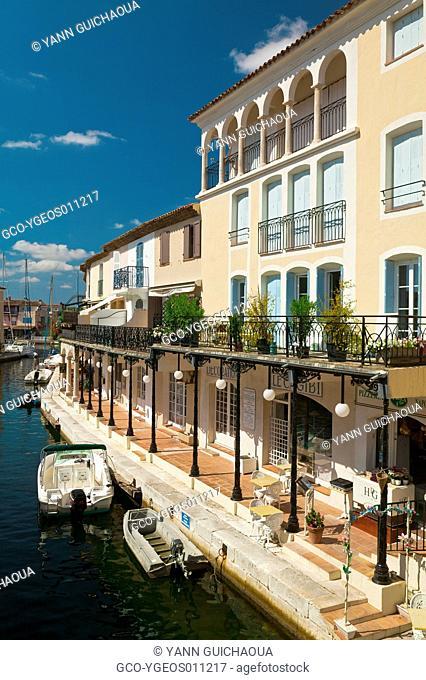 Port Grimaud, Var, Provence, France
