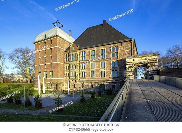 Gelsenkirchen, Horst, D-Gelsenkirchen, D-Gelsenkirchen-Horst, Ruhr area, Westphalia, North Rhine-Westphalia, NRW, Castle Horst, Lippe Renaissance