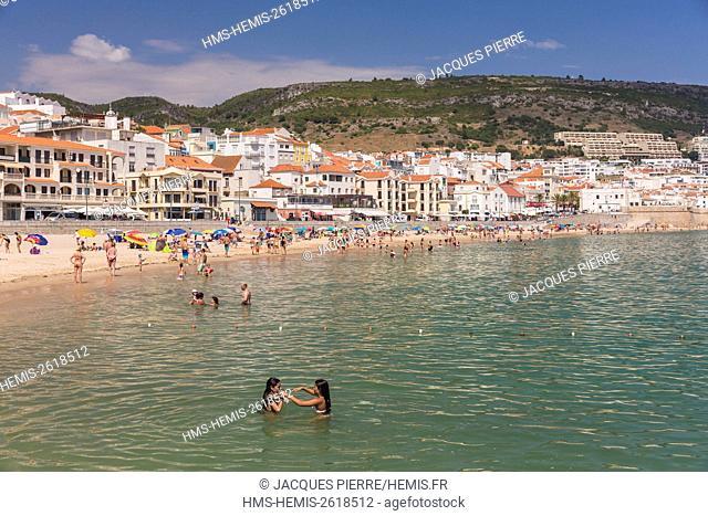 Portugal, Lisboa e Setubal province, Sesimbra