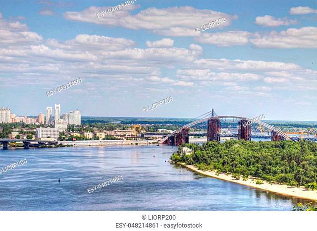 Great view of Kiev