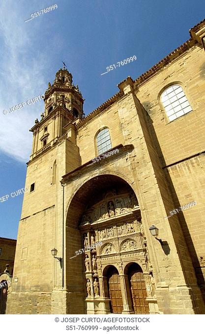 Santo Tomás de Haro, La Rioja, Spain