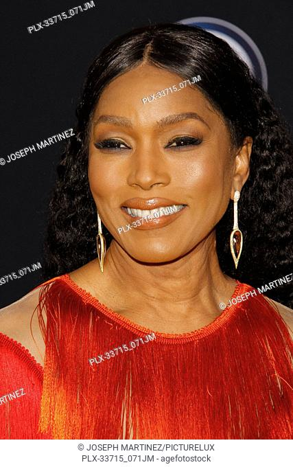 """Angela Bassett at the Premiere of Paramount Pictures' """"""""Bumblebee"""""""" held at the TCL Chinese Theatre in Hollywood, CA, December 9, 2018"""