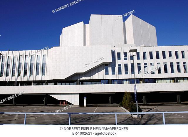 Finlandia Hall, cultural centre, Helsinki, Finland, Europe