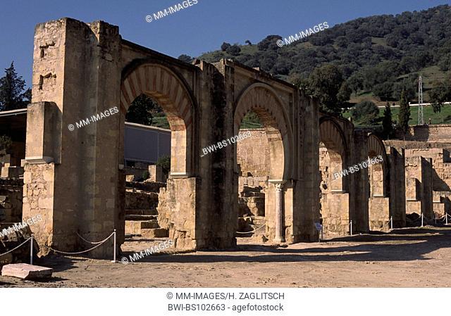 Medina Azahara, Spain, Andalusia, Cordoba